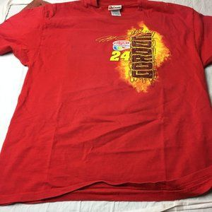 Chase Authentics Jeff Gordon 24 Dupont Racing Sz L